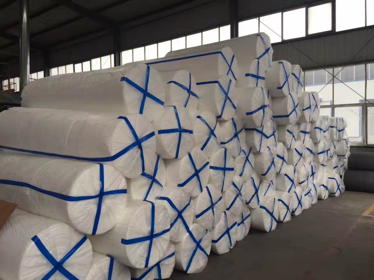 Continuous Filament Spunbonded Needle Punched Nonwoven Geotextile