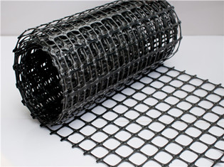 Biaxial Plastic Geogrid