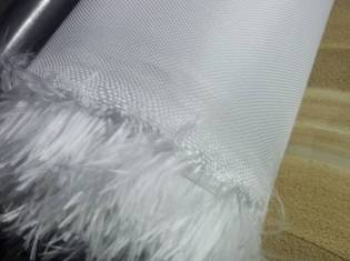 High strength PP Filament Woven Geotextile